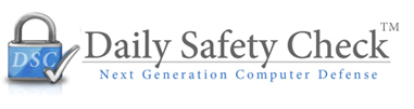 Daily Safety Check | Next Generation Computer Defense